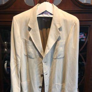 Giorgio Armani Collezioni summer jacket - 42